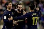 Zidane tinh bo khi Real Madrid soan ngoi Barcelona