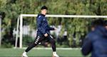 HLV Chu Đình Nghiêm nói gì về cơ hội ra sân của Đình Trọng ở trận Siêu Cúp?