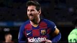Messi cham ky luc vo tien khoang hau sau tran thang Leganes
