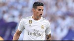 Real co the ban James Rodriguez voi gia beo bot