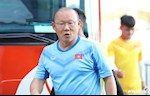 Bao Han soc voi tinh cam cua NHM Viet Nam danh cho thay Park