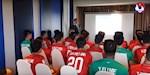 VIDEO: DT U23 Viet Nam hoc VAR tu chuyen vien AFC truoc them U23 chau A 2020