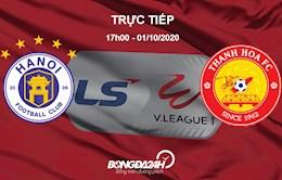 Truc tiep Ha Noi vs Thanh Hoa vong 13 V-League 2020