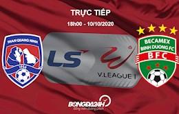Truc tiep Quang Ninh vs Binh Duong link xem VLeague hom nay