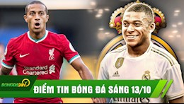 TIN BONG DA 13/10: Real day di Hazard de no bom tan Mbappe; Liverpool don tin vui truoc them Derby Merseyside