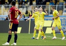 Link xem video Ukraine vs Tây Ban Nha: Tấn công nhiều không ghi được bàn thắng ...