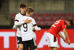 Link xem video Đức vs Thụy Sỹ: Werner vs Havertz đều lập công