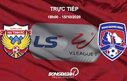 Ha Tinh vs Quang Ninh link xem truc tiep V-League kenh nao ?