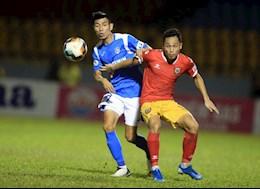 Video tong hop: Ha Tinh 1-1 Quang Ninh (Vong 2 nhom A V-League 2020)