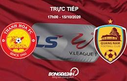 Thanh Hoa vs Quang Nam link xem truc tiep VLeague 2020 o dau ?