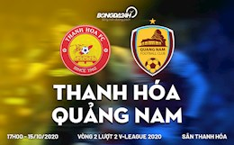 Tan HLV Nguyen Thanh Cong bat luc, Quang Nam tien gan den giai hang Nhat