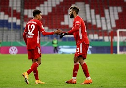 Tan binh ra mat ruc ro, Bayern de dang vao vong 2 Cup quoc gia Duc