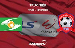 Truc tiep SLNA vs Hai Phong V-League link xem hom nay o dau?