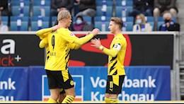 Video tong hop: Hoffenheim 0-1 Dortmund (Vong 4 Bundesliga 2020/21)