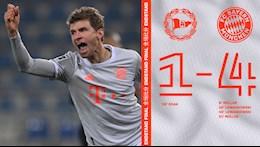 Video tong hop: Bielefeld 1-4 Bayern Munich (Vong 4 Bundesliga 2020/21)