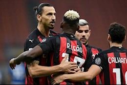 Mot tay Ibrahimovic ha sat Inter Milan, AC Milan cham dut mach derby khong thang