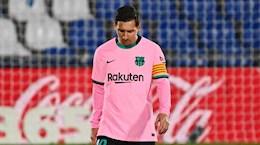 Link xem video Getafe vs Barca: Mac ao hong nhu Real va cung thua
