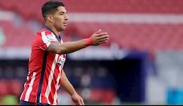 Lap cong cho Atletico, Suarez chi kem Ronaldo o La Liga