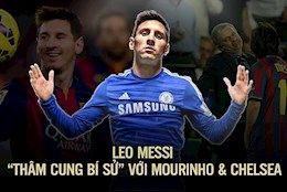 VIDEO: Leo Messi: Tham cung bi su voi Mourinho va Chelsea