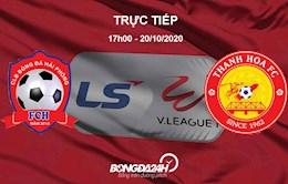 Truc tiep bong da Hai Phong vs Thanh Hoa o kenh song nao ?
