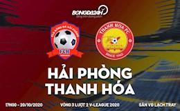 Thang de Thanh Hoa, Hai Phong van chua an toan