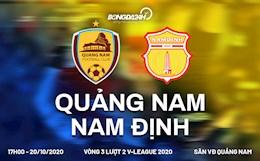 Ha guc Nam Dinh trong tran thuy chien tai Tam Ky, Quang Nam niu keo hy vong tru hang