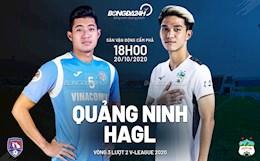Thang de HAGL, Quang Ninh thoi lua vao cuoc dua vo dich V-League 2020