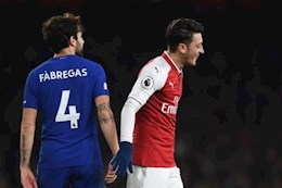 Fabregas chon ra 5 cau thu xuat sac nhat Arsenal 15 nam qua