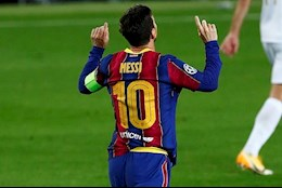 Lionel Messi la cau thu dau tien trong lich su C1 lam duoc dieu nay?
