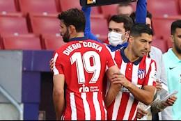 Luis Suarez va Diego Costa se tao ra dien mao moi cua Atletico Madrid?