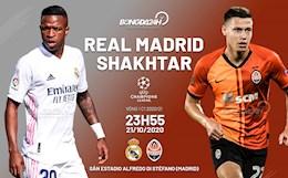 Thua cay dang ngay tren san nha, Real Madrid ra quan dang quen o Champions League 2020/21