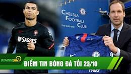 DIẺM TIN TÓI 23/10: Ronaldo khong tù bỏ co họi dói dàu vói Messi; Cech sãn sàng tái xuát dói dàu MU