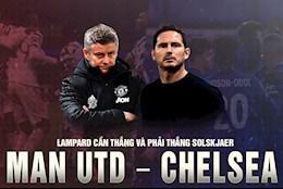Man Utd vs Chelsea: Lampard can thang va phai thang Solskjaer
