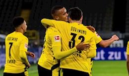 Video tong hop: Dortmund 3-0 Schalke (Vong 5 Bundesliga 2020/21)