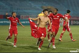 Video tong hop: Ha Tinh 0-1 Viettel (Luot 4 nhom A V-League 2020)