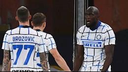 Lukaku no sung, Inter lot vao Top 3 Serie A 2020/21