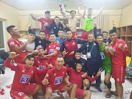 Video tong hop: Nam Dinh 2-3 Hai Phong (Luot 4 nhom B V-League 2020)