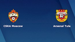 Nhan dinh bong da CSKA Moscow vs Arsenal Tula 23h00 ngay 26/10 (VDQG Nga 2020/21)