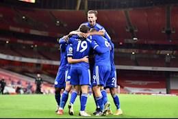 Sau 47 nam, Leicester moi lam duoc dieu nay truoc Arsenal?