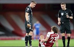 Thua Leicester, Arsenal con mat 2 tru cot