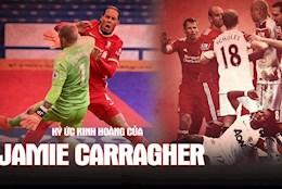 Hoi uc kinh hoang cua Jamie Carragher