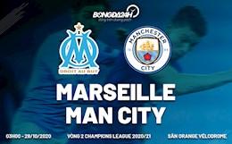 Nhan dinh Marseille vs Man City (03h00 ngay 28/10): Kho cho chu nha