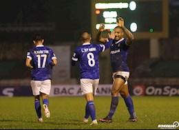 Nam Định ở lại V-League: Một người khỏe, nhiều người vui!
