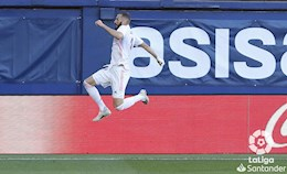 Link xem video Levante vs Real Madrid: Thang nhe