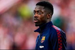 Barca san sang ban Ousmane Dembele cho MU