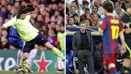Lionel Messi suyt la nguoi cua Chelsea nam 2004