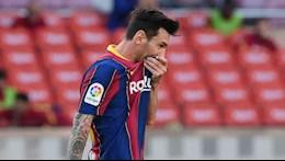 PSG dat van de voi bo Messi