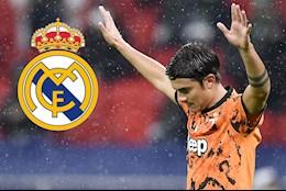 Real Madrid gui loi de nghi kho cuong vu Paulo Dybala
