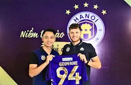 Tân binh Geovane lần đầu lên tiếng sau khi gia nhập Hà Nội FC