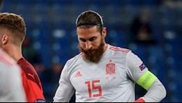 PSG dua ra de nghi dien ro cho Ramos